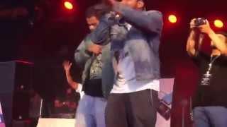 Mumbai's Finest Live at Umang 2014 ( Hindi Rap )