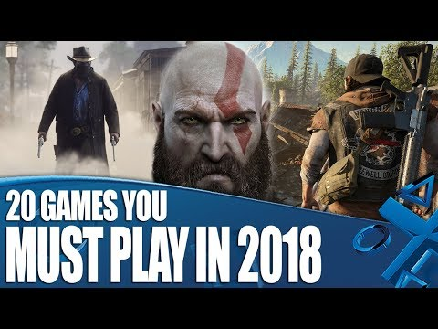 Xxx Mp4 20 PS4 Games You Must Play In 2018 3gp Sex