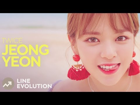 TWICE - JEONGYEON (Line Evolution) • JUL2018