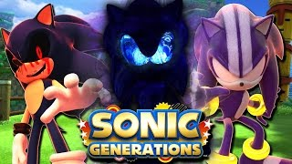 MODS en Sonic Generations - HD