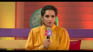 Smashing Stereotypes: The Story of Sania Mirza. In conversation with Barkha Dutt