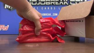 6/25 - Mojobreak Mojo Collection Vol. 3 Case Break Random #25