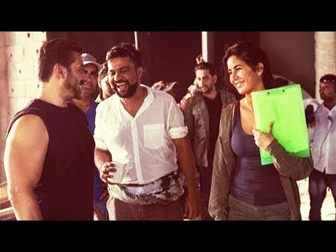 Xxx Mp4 Salman Khan Katrina Kaif BEST MOMENT At Last Day Of Tiger Zinda Hai's Shoot 3gp Sex