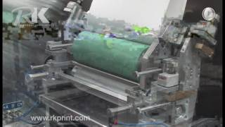 VCM-L Lab/Pilot Coater | Designed to print, coat and laminate all types of flexible webs.
