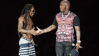 Lil Wayne says that Carter V is Completely finished and he can drop it at anytime!
