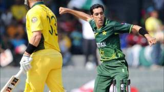 Pakistan vs. Australia win in World Cup 2011