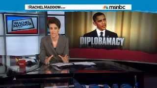 Rachel Maddow  Obama Defends Israel Ignores Civilian Deaths In Gaza (Nov. 19, 2012)