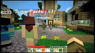Minecraft SMP: Village Madness Part #6: The Second Crew