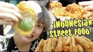 INDONESIAN STREET FOOD
