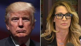Trump Defends Grabbing Porn Star: