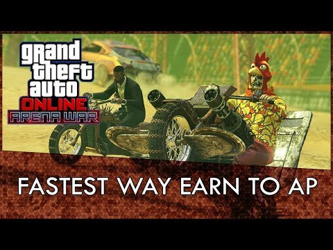Xxx Mp4 GTA Online Arena War Fastest Way To Earn AP And How Sponsorship Tiers Work 3gp Sex