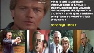 L'ispettore Derrick tutta la serie televisiva completa in DVD - ITA