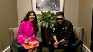Guru Randhawa interviews with Reshma Dordi of Showbiz India TV