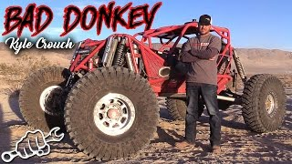 Kyle Crouch Bad Donkey - SRRS Driver Profile