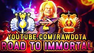KID INVOKER IS OUT!! INVOKER STREAM!! - Road To Immortal - Divine 4