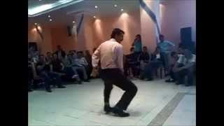 Interesting dance choreography