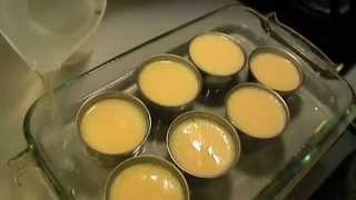 How to make Crème Caramel, Cream Caramel dessert