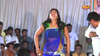 Teri Chaal Me Attitude Ghana   Haryanvi Stage Ragni Dance New Song 2015   NDJ Music   YouTube
