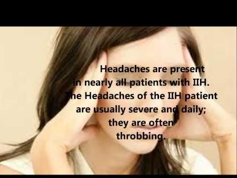 Idiopathic Intracranial Hypertension - Danelle