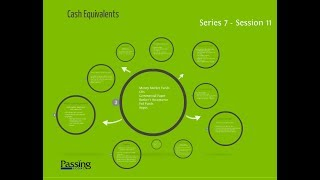 Series 7 Exam Session 11 - Cash Equivalents