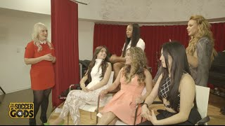 Fifth Harmony Talk About the Hottest Soccer Players