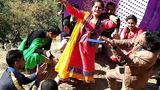 Sirmour Marriage Dance | Himachal Pradesh Culture |