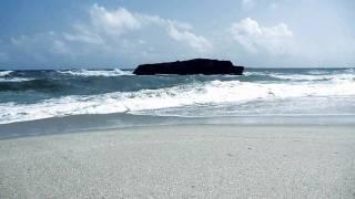 Ocean Waves (Trinidad:  North of Balandra Bay)