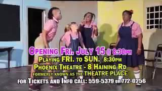 Dunce Head Shebada Goes To School- Jamaican Play