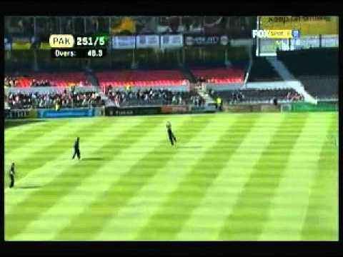 Shahid Afridi 65 off 25 balls vs New Zealand 2010 11