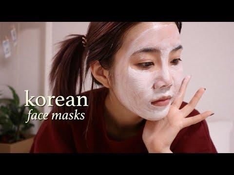 Xxx Mp4 KOREAN FACE MASKS DIY Hacks Favorites 3gp Sex