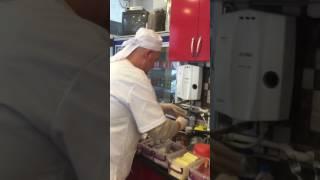 Kumrucu ferro tostçu erola karşı