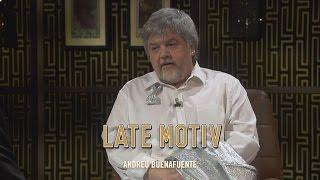 LATE MOTIV - Javier Coronas, de excursión al espacio | #LateMotiv211