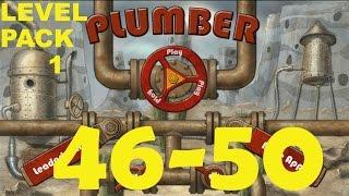 Plumber - Level Pack 1 - Levels 46 - 50