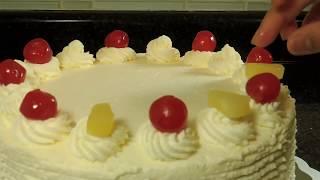 Pineapple Cake Recipe - Homemade Pineapple Cake - Video Recipe by (HUMA IN THE KITCHEN)