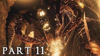 SHADOW OF WAR Walkthrough Gameplay Part 11 - Tar Goroth (Middle-earth)