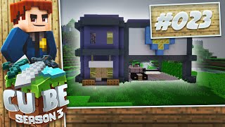 Minecraft [The Cube Season 3]: Ep. 23 - NEW SOUTH CITY'S POLICE STATION!