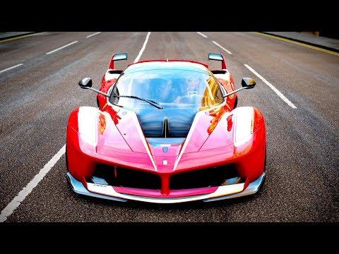 A VENIT MOMENTUL! Ferrari FXX-K