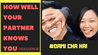 HOW WELL DO YOU KNOW YOUR PARTNER CHALLENGE ! NEPALI HUSBAND WIFE EDITION!!!!!!