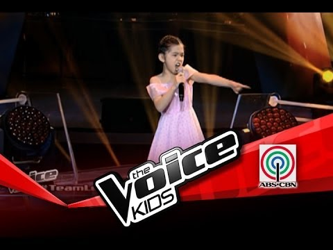 """The Voice Kids Philippines Sing Off """"And I am Telling You"""" by Darlene"""