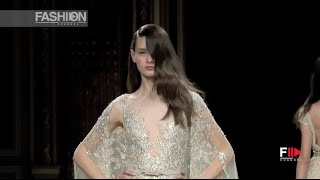 ZIAD NAKAD Haute Couture Fall 2016 Paris by Fashion Channel
