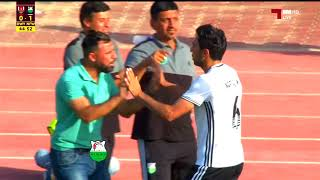 هدف المباراة : نفط الوسط 1 - 0 الديوانية .. الدوري العراقي