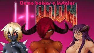HDoom [+16] - Gameplay, Como Instalar e Jogar (e Bater umas também)