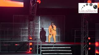Cassper Nyovest during the June 16 - Youth Day Celebration concert at Time Square Sun Arena