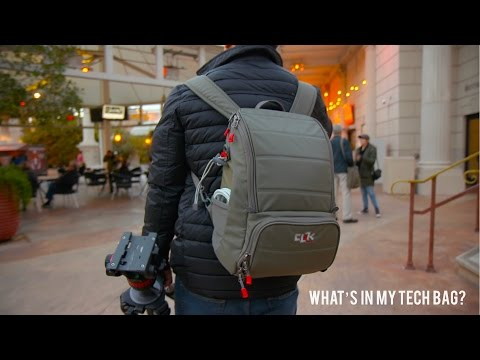 What s In My Tech Bag CES 2017 Edition
