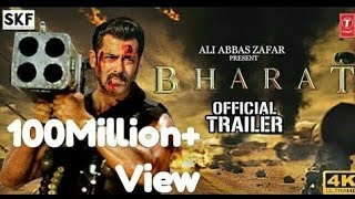 Bharat Movie Trailer | official TRAILER | Salman Khan | Upcoming Bollywood Movie 2018