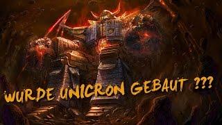 Wurde Unicron gebaut ??? Transformers 5 News Podcast [German/Deutsch]