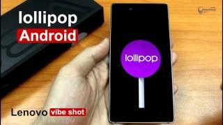 Lenovo Vibe Shot Unboxing & Review - Vibe Shot مراجعة  لينوفو