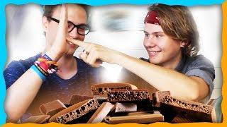 CHOCOLADE VROUW?! - Verhaalmakers #4 (ft. Kodaaf)