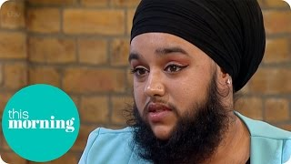 Bearded Woman Bullied To The Point Of Suicide | This Morning