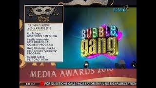 24 Oras: GMA Network, umani ng maraming parangal sa ika-4 na Platinum Stallion Media Awards